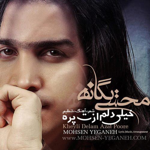 محسن یگانه - خیلی دلم ازت پره