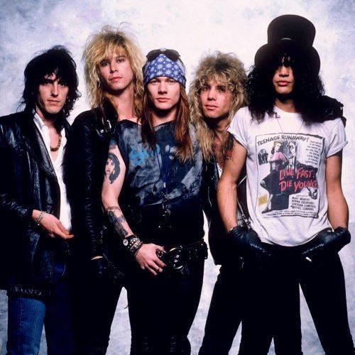 فول آلبوم Guns n Roses