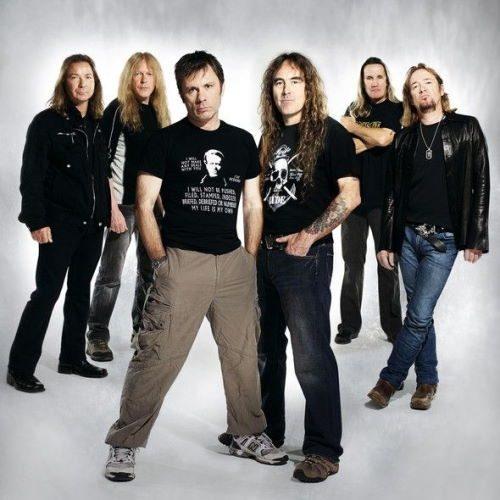 فول آلبوم Iron Maiden