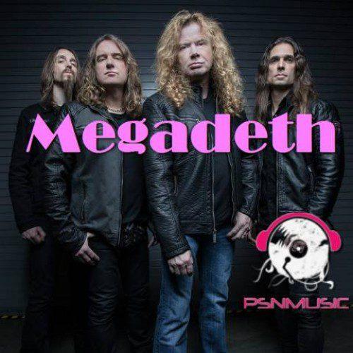 Megadeth Discography