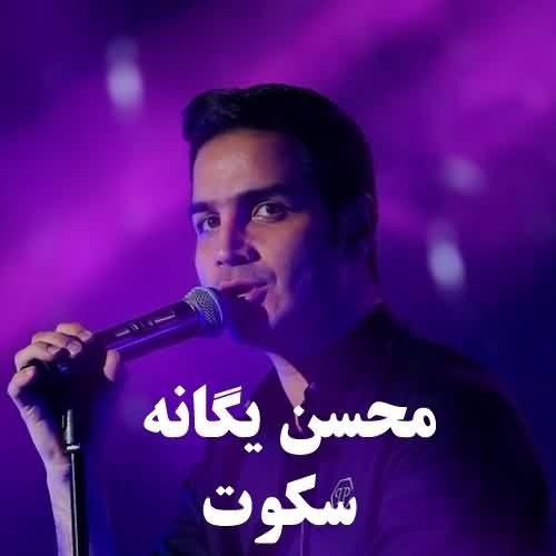 محسن یگانه - سکوت