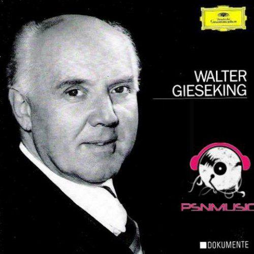 Walter Gieseking Discography