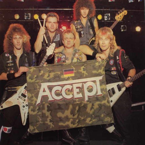 Accept Discography