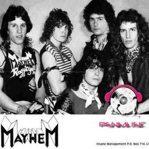 Mayhem Discography