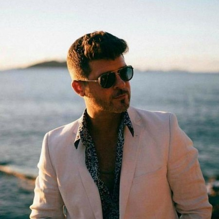 Robin Thicke Discography