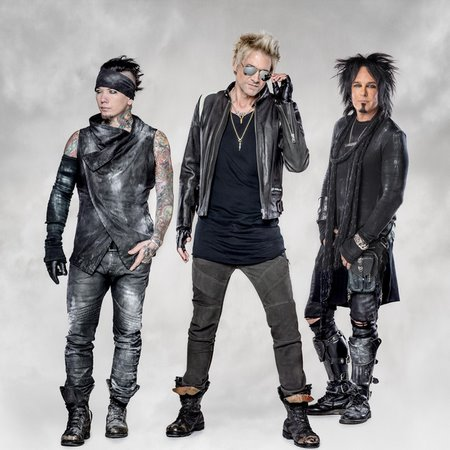 Sixx A.M Discography