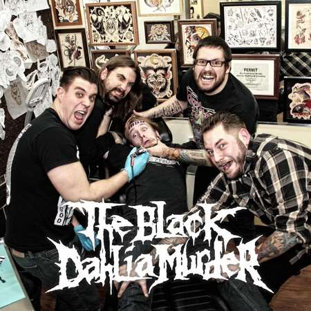 The Black Dahlia Murder Discography