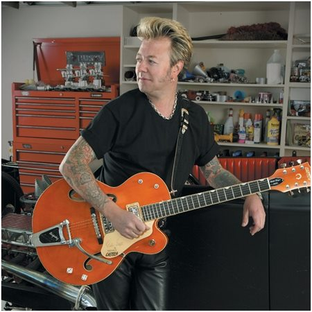 The Brian Setzer Orchestra Discography