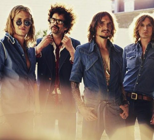 The Darkness Discography