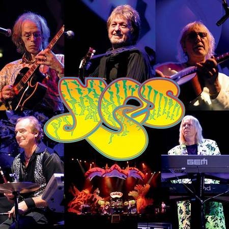 Yes Discography