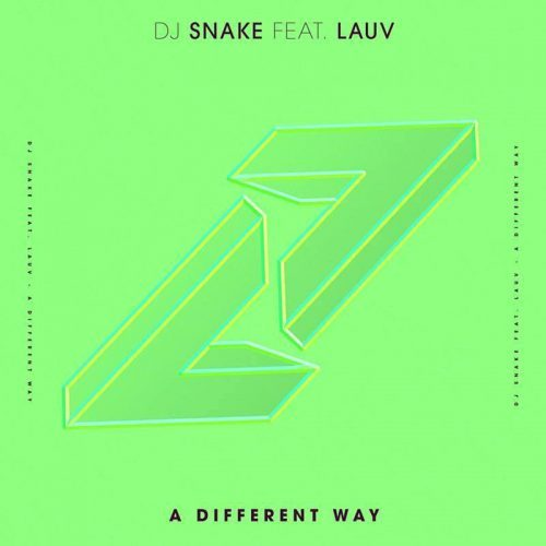 Dj Snake feat. Lauv - A Different Way