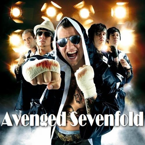 فول آلبوم Avenged Sevenfold