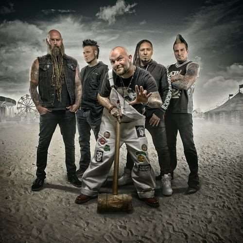 Five Finger Death Punch Discography