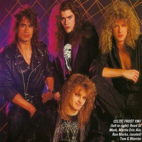 Celtic Frost Discography