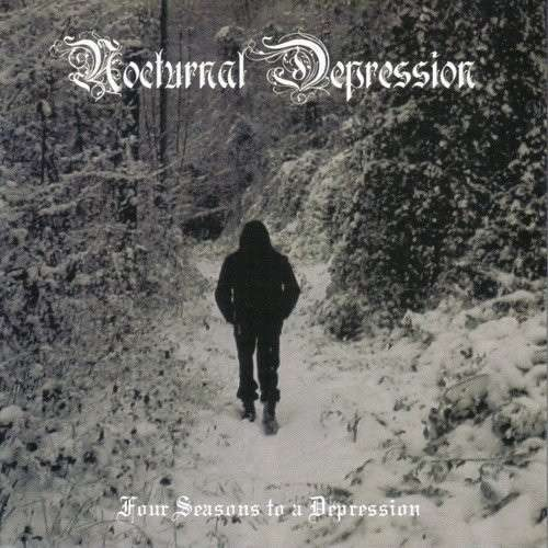 Nocturnal Depression Discography