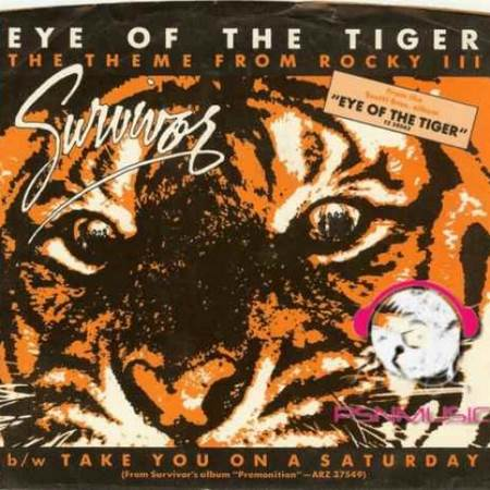Survivor - Eye Of TheTiger