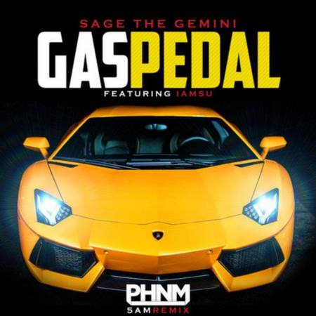 Sage The Gemini - Gas Pedal