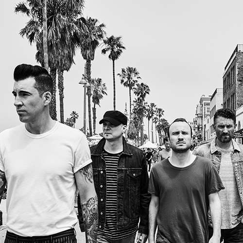 Theory Of A Deadman Discography