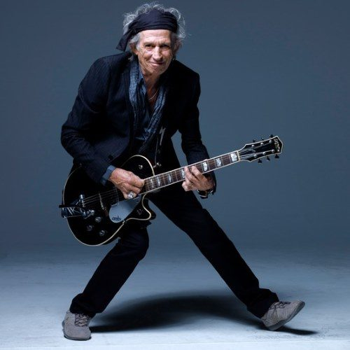 Keith Richards Discography