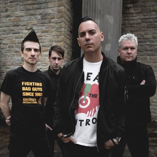Anti-Flag Discography
