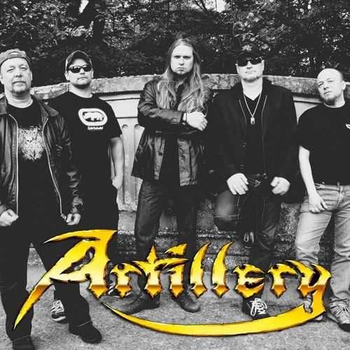Artillery Discography