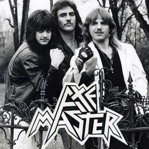 Axemaster Discography