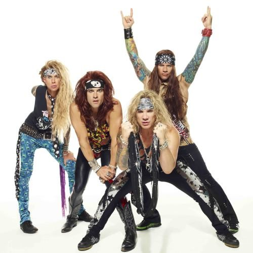 Steel Panther Discography