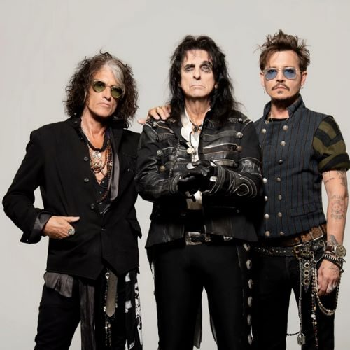 Hollywood Vampires Discography