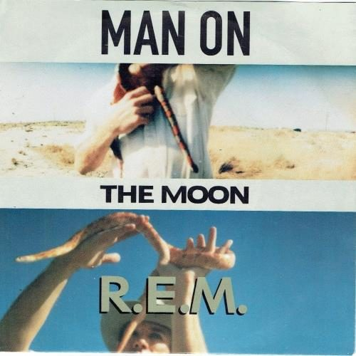R.E.M - Man on the Moon