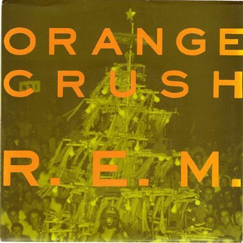 R.E.M - Orange Crush