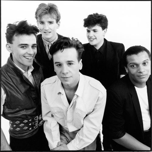 Simple Minds Discography