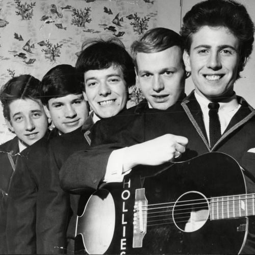 The Hollies Discography