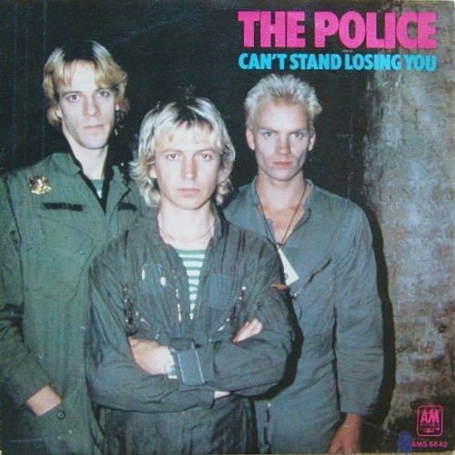 The Police - Cant Stand Losing You