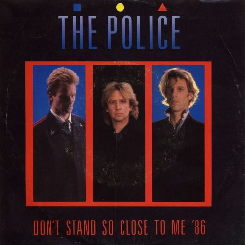 The Police - Dont Stand So Close To Me