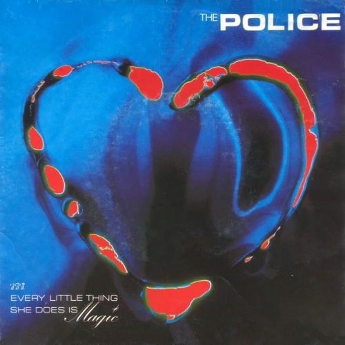 The Police - Every Little Thing She Does Is Magic