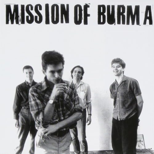 Mission Of Burma Discography