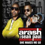 دانلود آهنگ Arash - She Makes Me Go