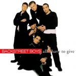 دانلود آهنگ Backstreet Boys - All I Have to Give