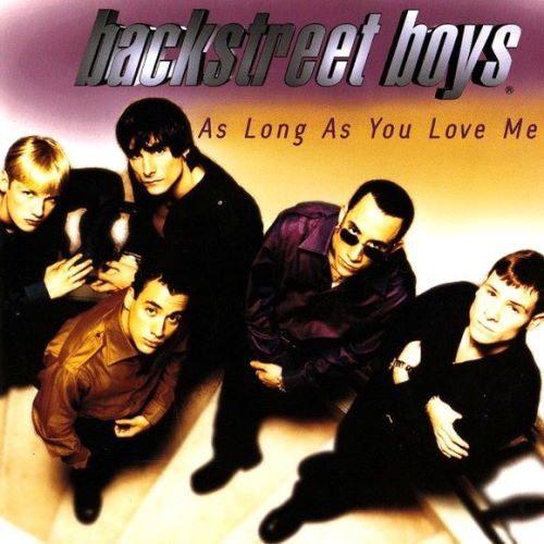 دانلود آهنگ Backstreet Boys - As Long as You Love Me