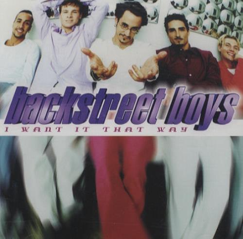 دانلود آهنگ Backstreet Boys - I Want It That Way