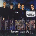 دانلود آهنگ Backstreet Boys - Larger Than Life