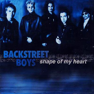 دانلود آهنگ Backstreet Boys - Shape of My Heart