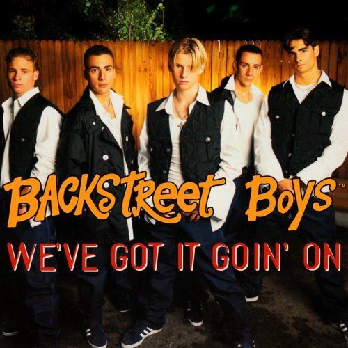 دانلود آهنگ Backstreet Boys - We've Got It Goin' On