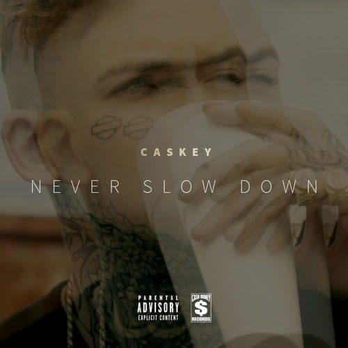دانلود آهنگ Caskey - Never Slow Down