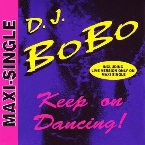 دانلود آهنگ DJ BoBo - Keep on Dancing
