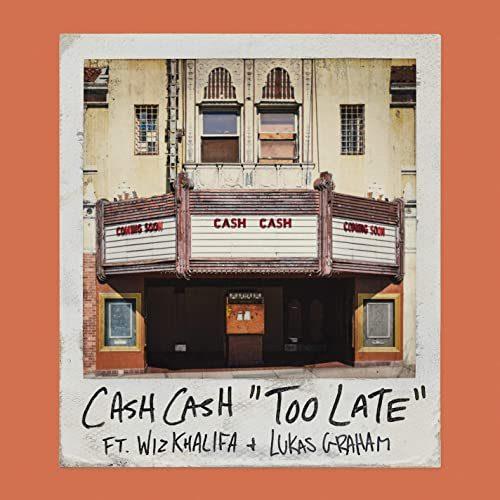 دانلود آهنگ Cash Cash - Too Late