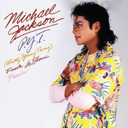 دانلود آهنگ Michael Jackson - Pretty Young Thing