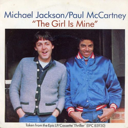 دانلود آهنگ Michael Jackson - The Girl Is Mine
