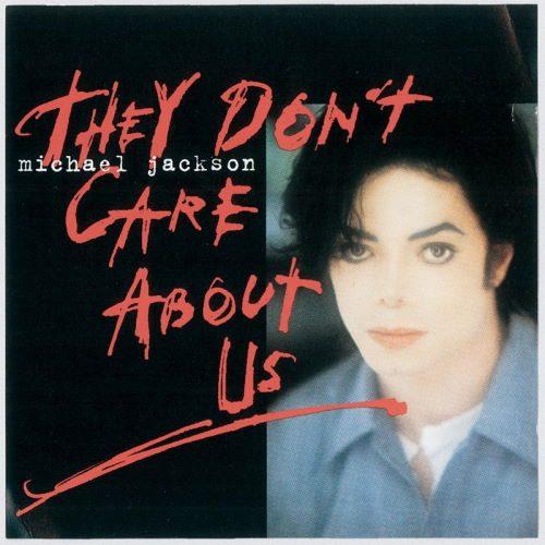 دانلود آهنگ Michael Jackson - They Don't Care About Us