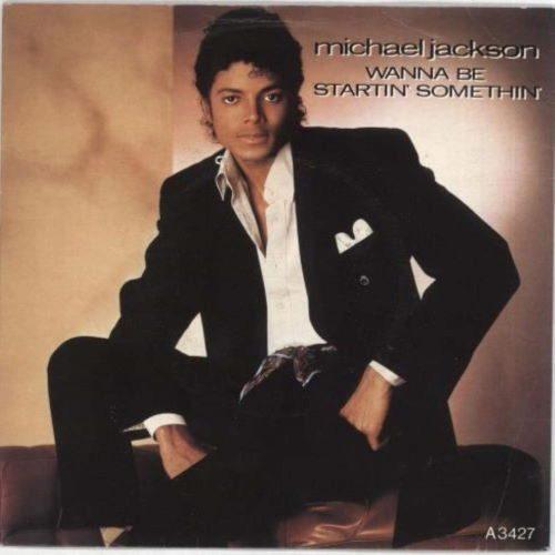 دانلود آهنگ Michael Jackson - Wanna Be Startin' Somethin